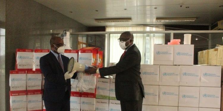 La OMS contribuye para la campaña contra el sarampión en Guinea Ecuatorial