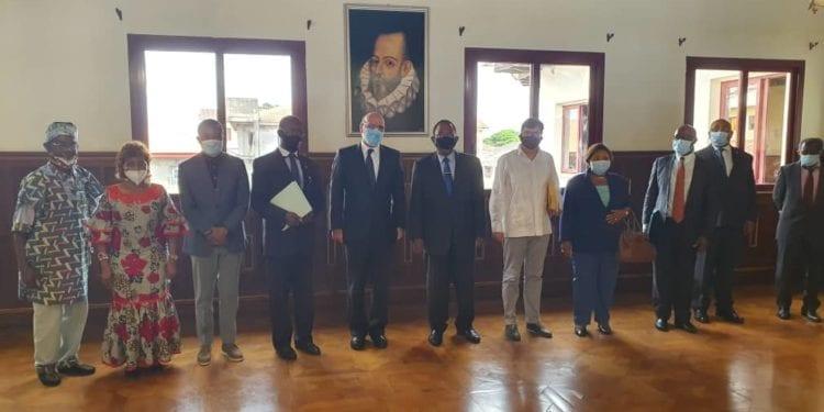 El Embajador de España resalta en la AEGLE los vínculos de España y Guinea Ecuatorial y el esfuerzo de cooperación realizado por España con la AEGLE