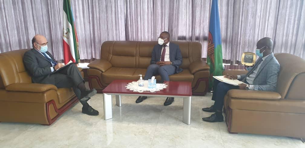 España y Guinea Ecuatorial pretenden agilizar el flujo de las conexiones directas entre Malabo y Madrid