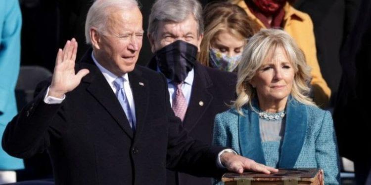 Joe Biden toma posesión como 46º presidente de EE.UU