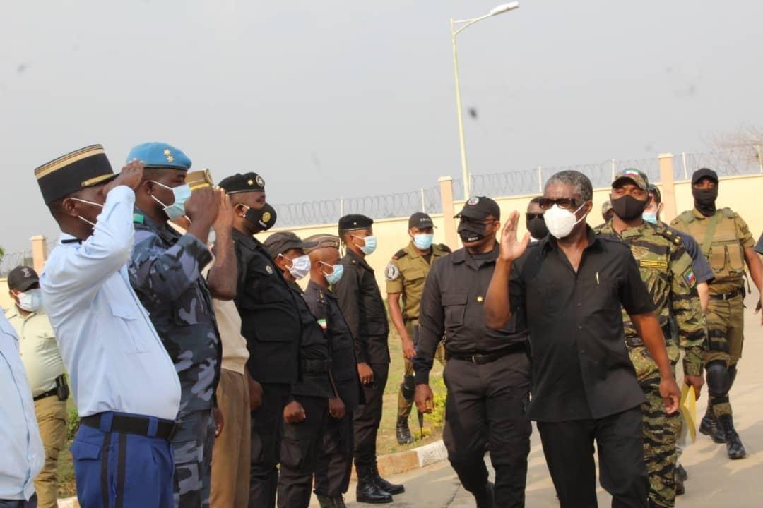 Guinea Ecuatorial apuesta por las fronteras terrestres abiertas pero controladas