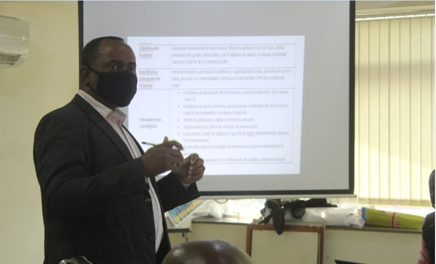 Covid-19: Guinea Ecuatorial vacunará a 200.000 personas si adquiere la vacuna anti Covid