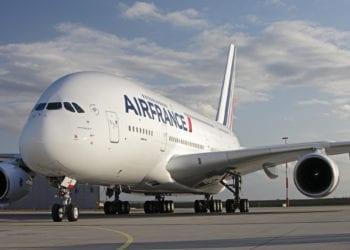 Aviación Civil suspende de forma cautelar los vuelos de la compañía Air France
