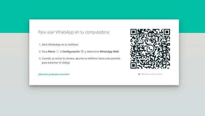 ¿Cómo abrir Whatsapp en el ordenador sin el móvil?