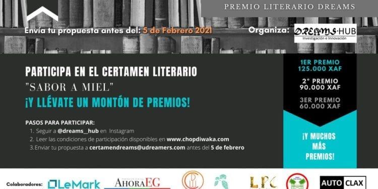"""Participa en el Primer Concurso literario Dreams """"Sabor a Miel"""" del centro de Investigación e Innovación Dreams Hub"""