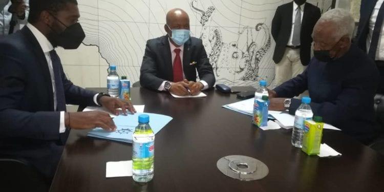 Bernadino Edu Oba Abeme asume la Dirección Técnica de la Administración del Puerto de Malabo