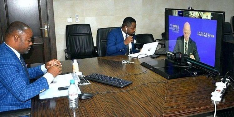 Gustavo Ndong Edu, en la puja por un sillón en la FIFA