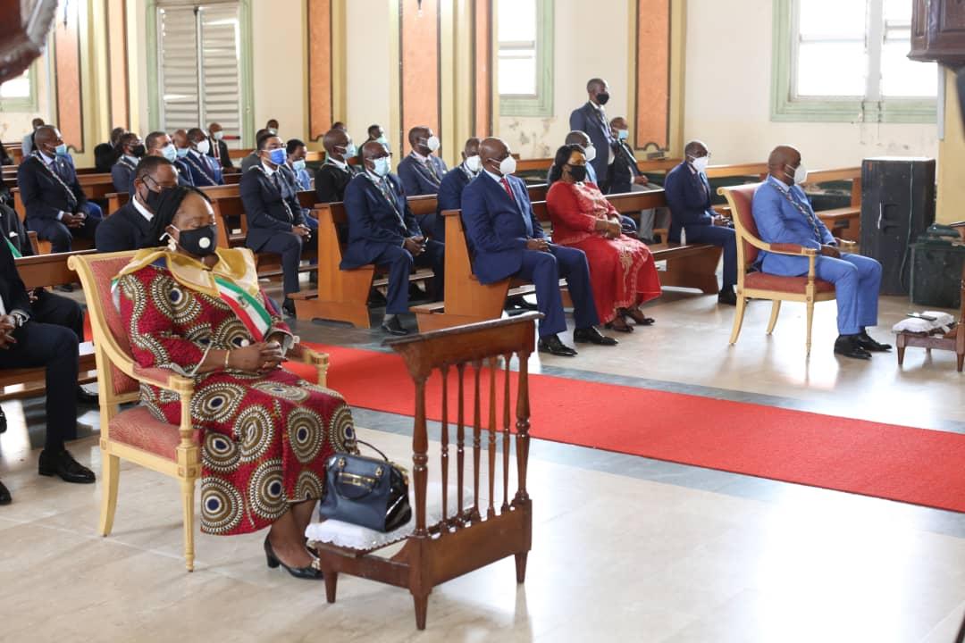 Apertura del primer periodo ordinario de sesiones parlamentarias del 2021