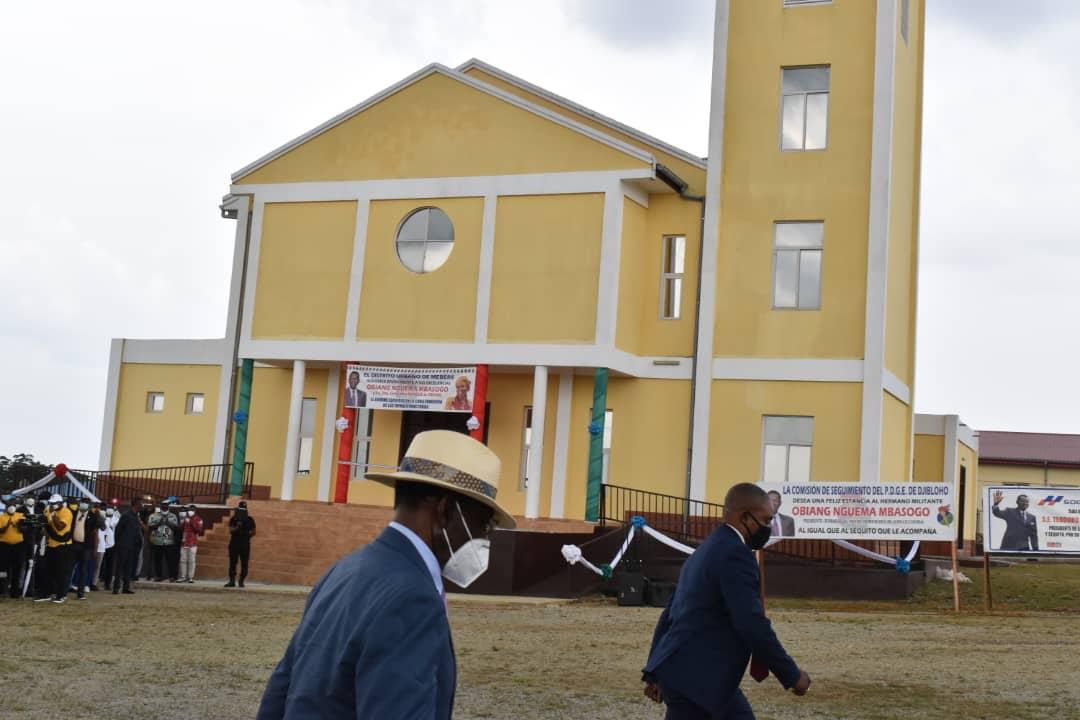 Comienza la inauguración de Distritos Urbanos en la parte Continental