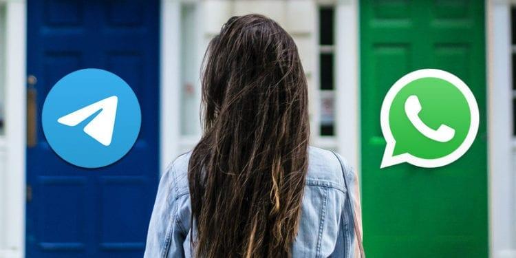 La nueva herramienta de Telegram para llevarte los chats de WhatsApp y no perder los mensajes