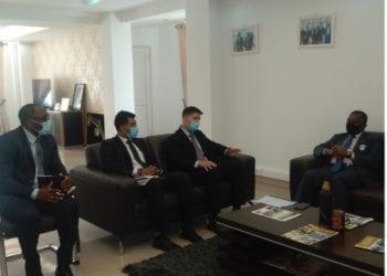 Guinea Ecuatorial podrá contar este año con el sistema de tramitación de los visados ONLINE