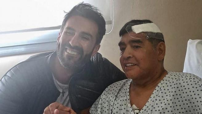 """""""Se va a cagar muriendo el gordo"""", el audio del médico de Maradona minutos antes de su muerte que indigna a Argentina"""