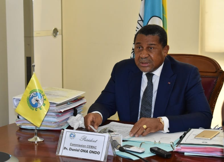 El consejo de ministros de la UEAC fija un presupuesto de 89.200 millones de francos para el ejercicio 2021