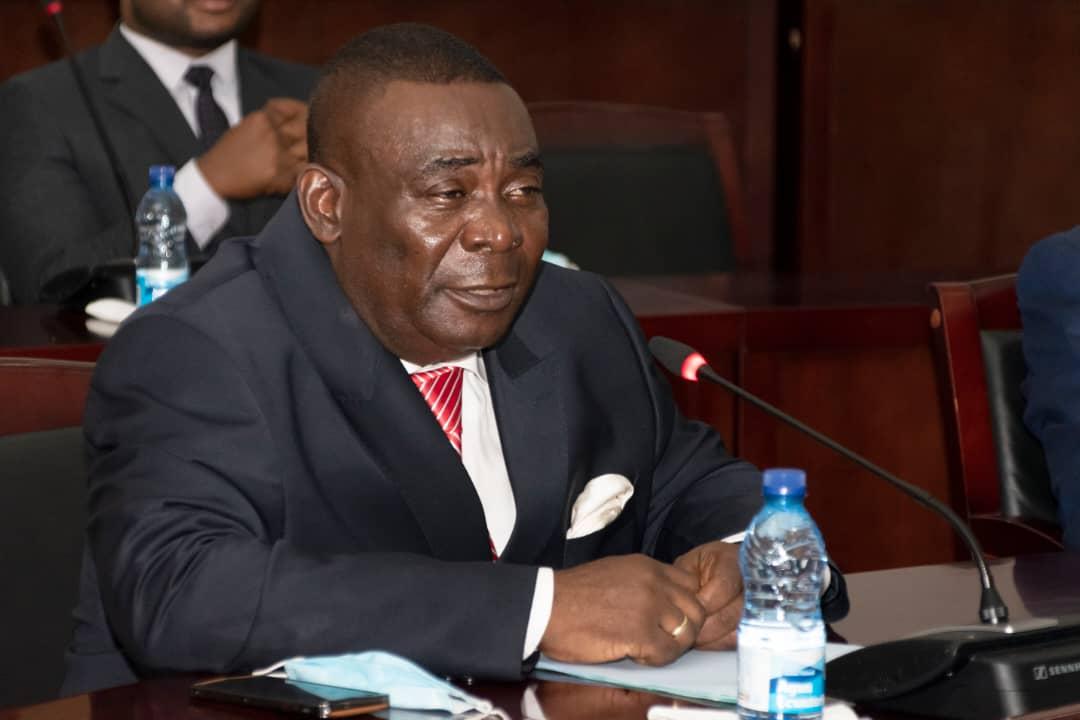 José Eneme Obama (Chele) deja la cartera de Administrador Principal de Aduanas de Malabo