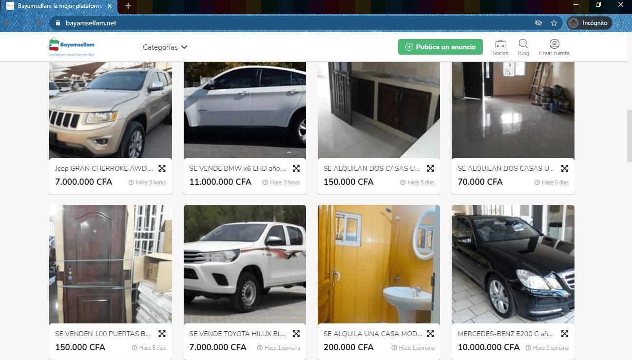 """Cristian Javier EGIDO ALICANTE """" Si quieres anunciar la venta tu casa, coche, terreno, etc elija Bayamsellam"""""""