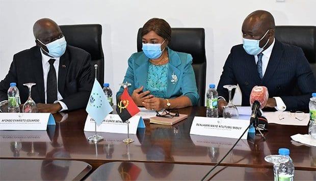 Angola asume la Subsecretaría Ejecutiva de la Comisión del Golfo de Guinea