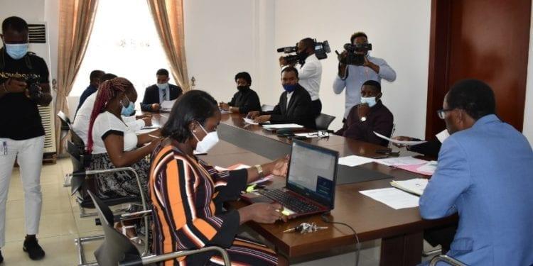 El ministerio de trabajo analiza el Plan Estratégico para el Fomento de Sociedades Cooperativas en Guinea Ecuatorial