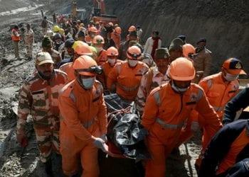 Ascienden a 58 los muertos a causa del desprendimiento de un glaciar en el norte de India