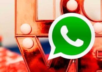 WhatsApp: frases, imágenes o stickers para felicitar San Valentín
