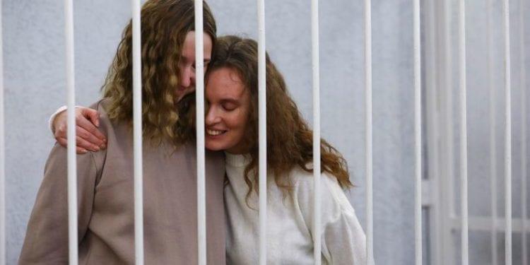 Condenadas a dos años de cárcel dos periodistas en Bielorrusia por informar de las protestas