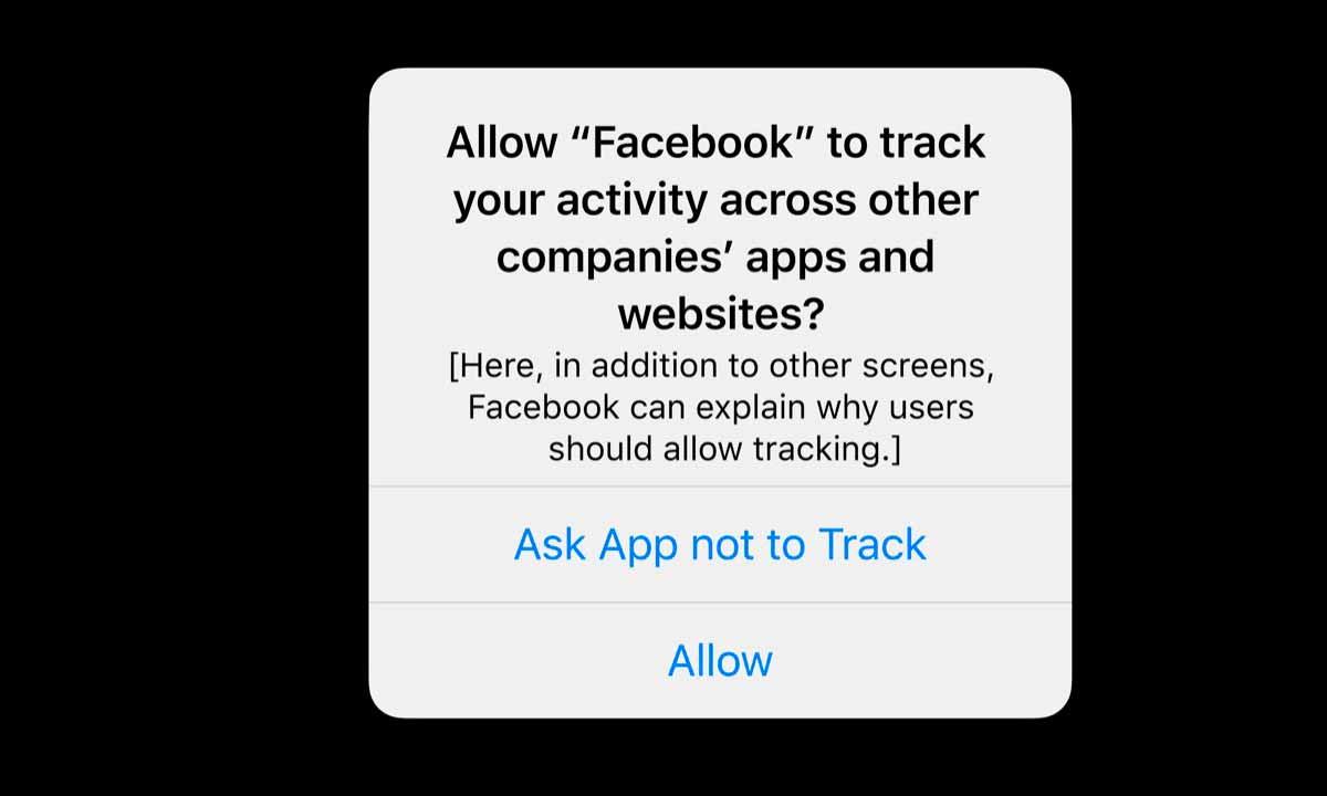 iOS 14.5 facilitará menos información del usuario a Google