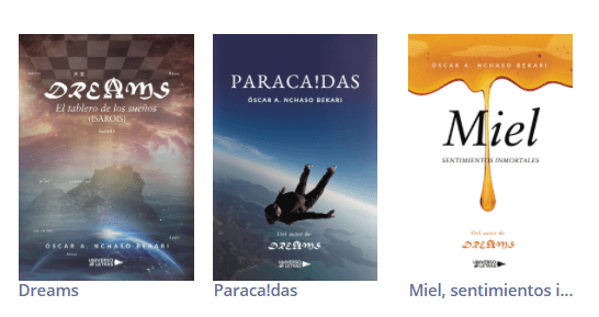 ¡EXCLUSIVA SAN VALENTÍN!: El autor del libro Dreams nos sorprende con Miel (Sentimientos Inmortales)