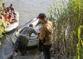 Una migrante venezolana fallece ahogada al intentar cruzar el Río Grande para llegar a EEUU