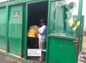 Última hora: Una banda de tres delincuentes asalta el surtidor de GEPETROL del Nuevo Estadio de Malabo