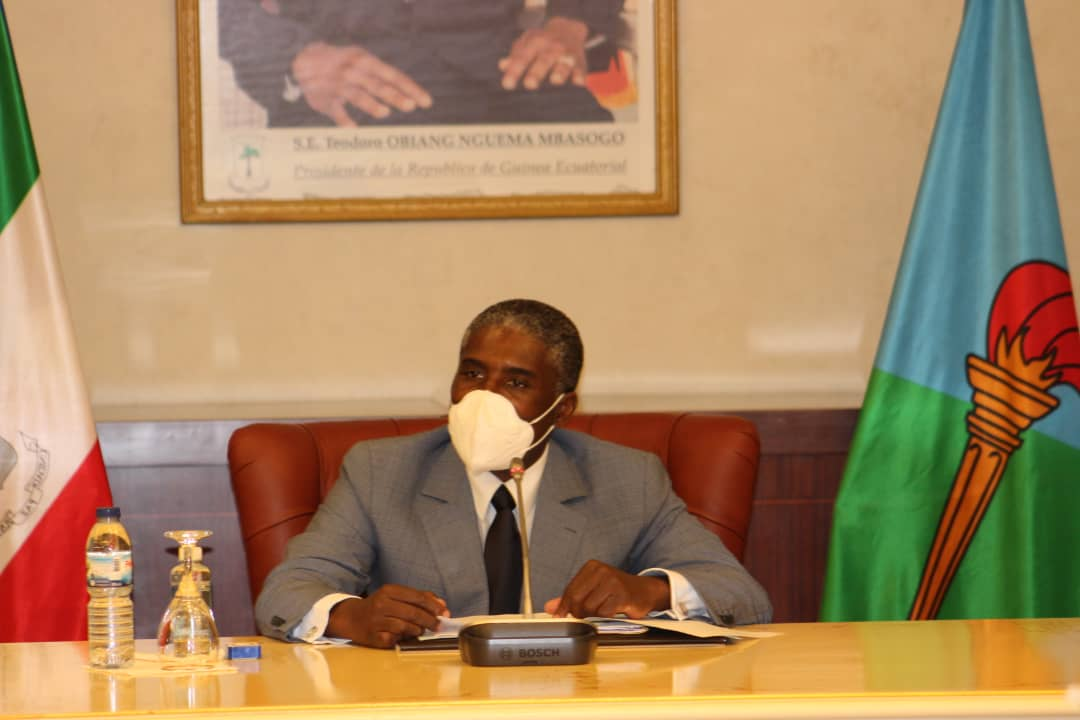 Covid-19: Nguema Obiang Mangue podría ser el primer ecuatoguineano en vacunarse para sensibilizar a la población