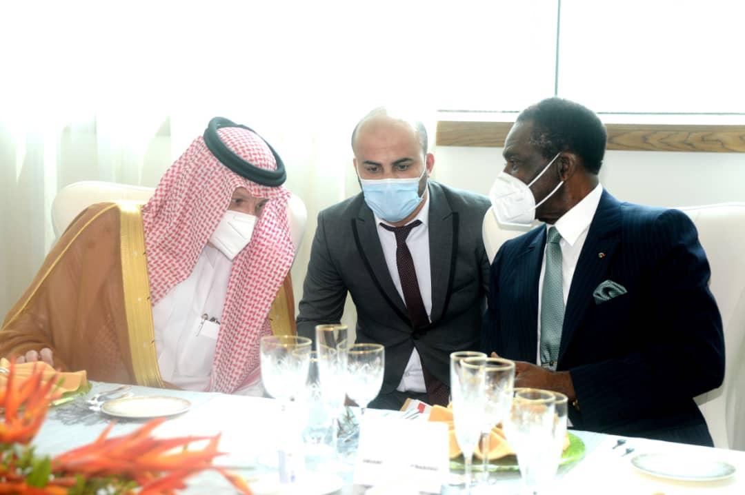 Guinea Ecuatorial y el Reino de Arabia Saudita desean diversificar su cooperación en varios sectores