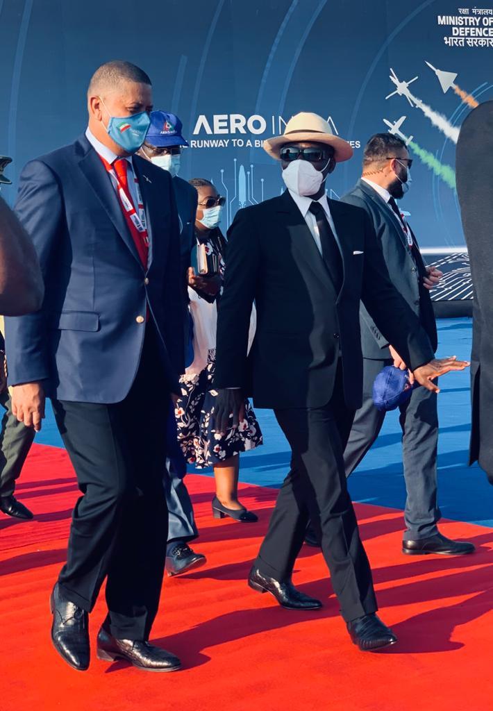 Finaliza la Décimo Tercera edición del Foro Internacional Aero-India