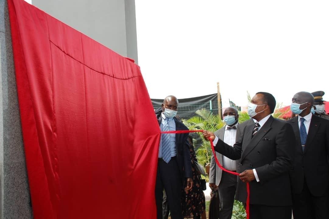Inauguración de la Universidad Nacional Denis Sassou N'guesso