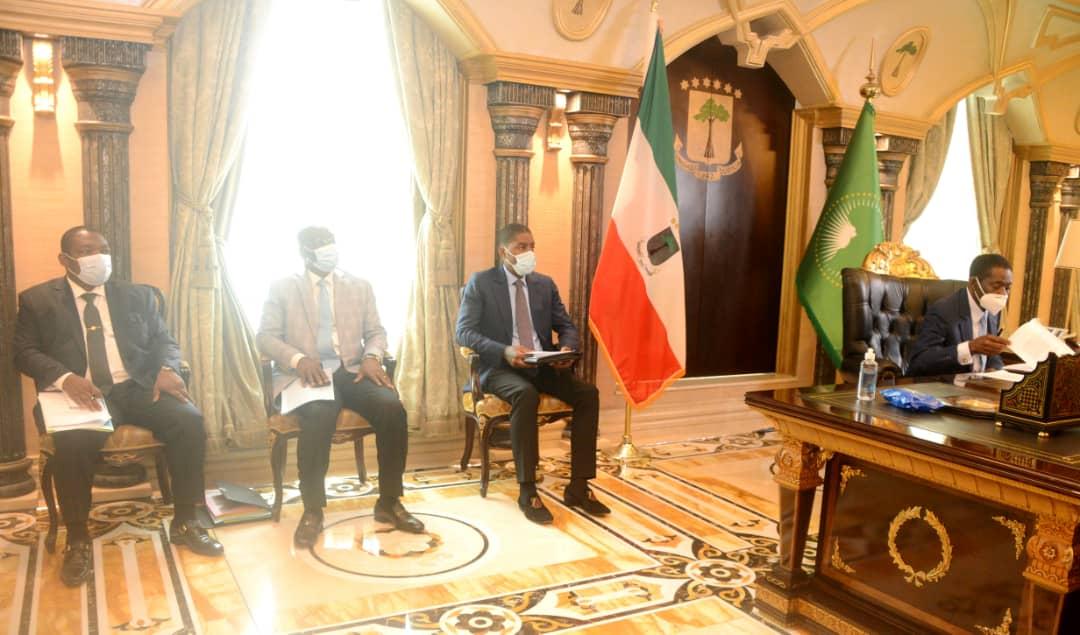 El Jefe de Estado ecuatoguineano interviene por primera vez en español durante la sesión ordinaria de la Cumbre de la Unión Africana