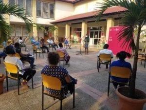 Nuevos creadores: Recital poético en ocasión a la conmemoración de San Valentín