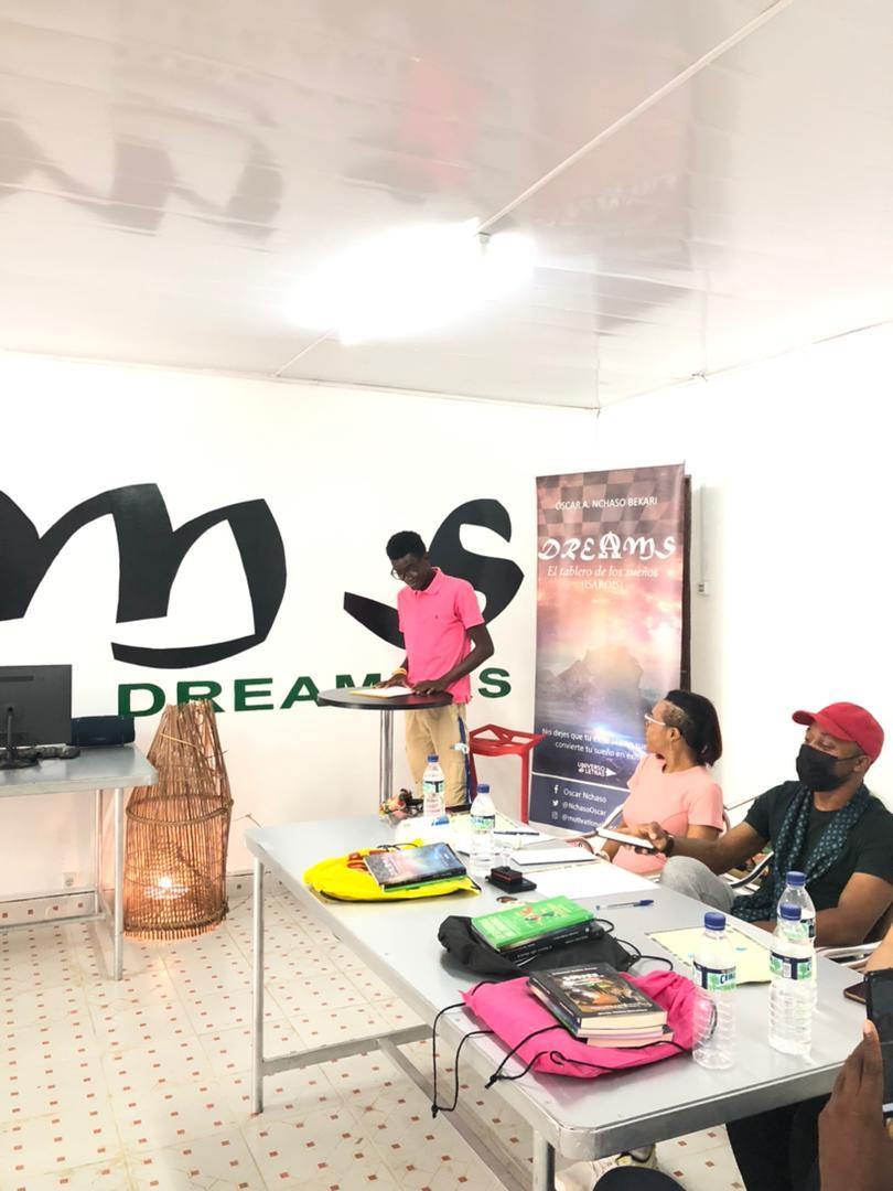 De Sabor a Miel fue el acto de premiación del primer certamen literario de Dreams Hub
