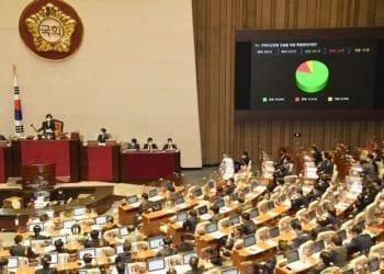 La Asamblea Nacional de Corea del Sur aprueba la Ley Especial del Nuevo Aeropuerto de Gadeokdo