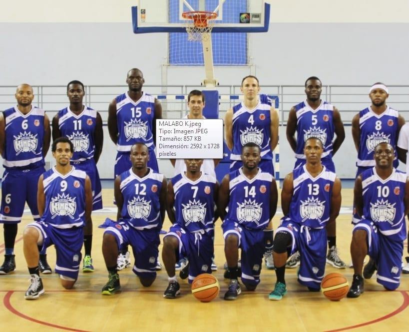 El club de básquet Malabo Kings cumple su décimo aniversario