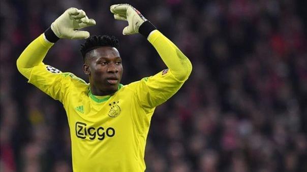 ¡El portero camerunés Onana, sancionado por un año!