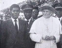 La visita del Papa San Juan Pablo II a Guinea Ecuatorial cumple hoy 39 años