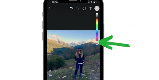 ¿Cómo pixelar fotos en WhatsApp?