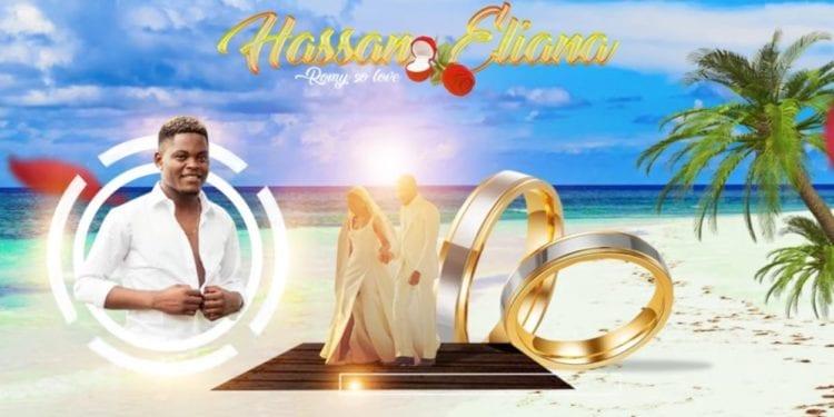 El artista Romy So love publica la versión completa de la canción dedicada a la boda de Hassan y Eliana
