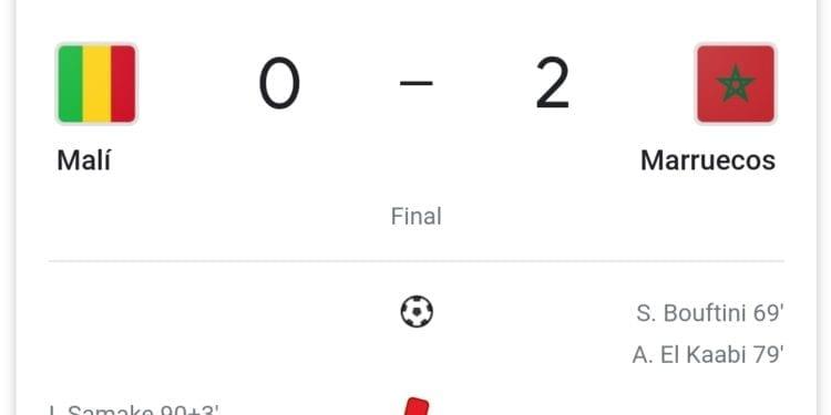 Marruecos venció 2-0 a Malí y se quedó con la Copa Africana de Naciones 2021