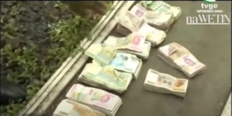 48h después la policía detiene a los ladrones que asaltaron un restaurante chino en Malabo sustrayendo unos 35 millones