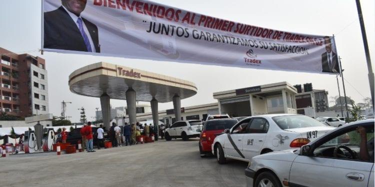 La empresa Tradex GE inaugura su primera gasolinera en Malabo