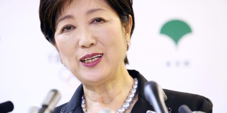 El gobernador de Tokio dice que los Juegos Olímpicos enfrentan un `` problema importante '' después de los comentarios sexistas de Mori