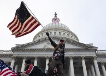Los atacantes del Capitolio serán llevados ante la justicia