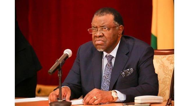 Namibia cancela la celebración del día de la independencia nacional