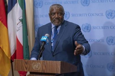 Job Obiang Esono Mbengono, nombrado ministro delegado del Departamento de Misiones de la Presidencia de la República