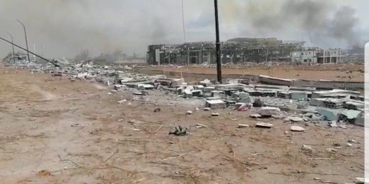 Explosiones en Bata: Todavía quedan 24 cadáveres en los tanatorios que hasta ahora no han sido identificados