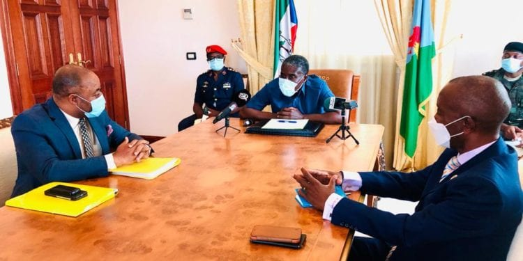 "Gustavo Ndong Edu: ""Guinea Ecuatorial no será desclasificada de la CAN TOTAL 2022"""